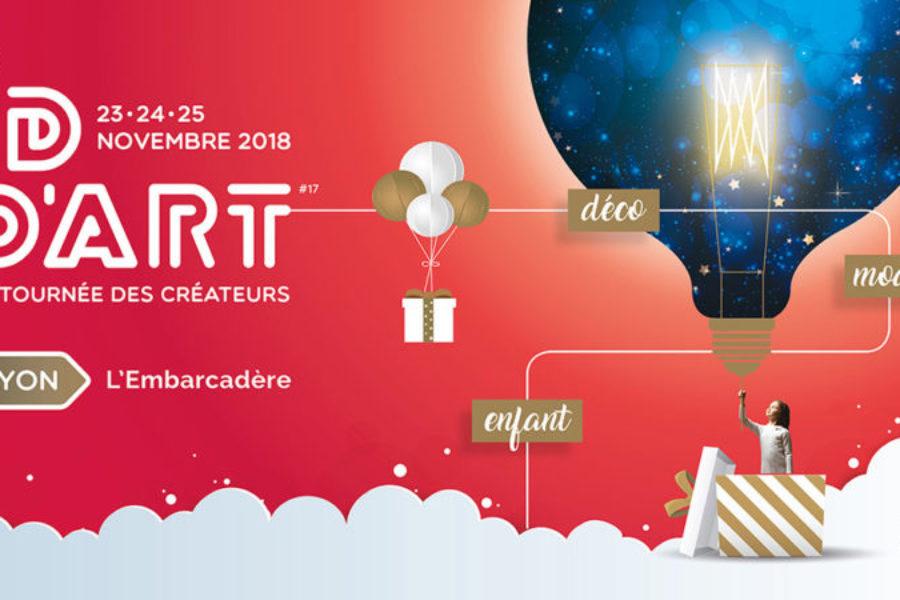La Fabri'K Mouff sera présente au Salon Id D'Art