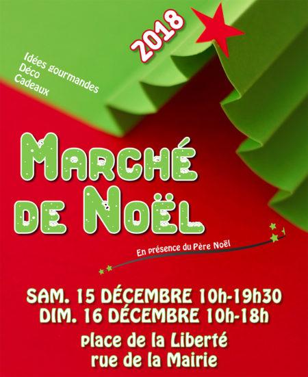 Marché de Noël de Champagne au Mont d'Or