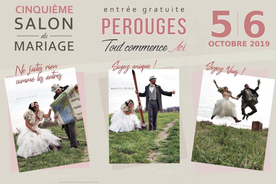 Salon du Mariage de Pérouges – Tout commence ici !