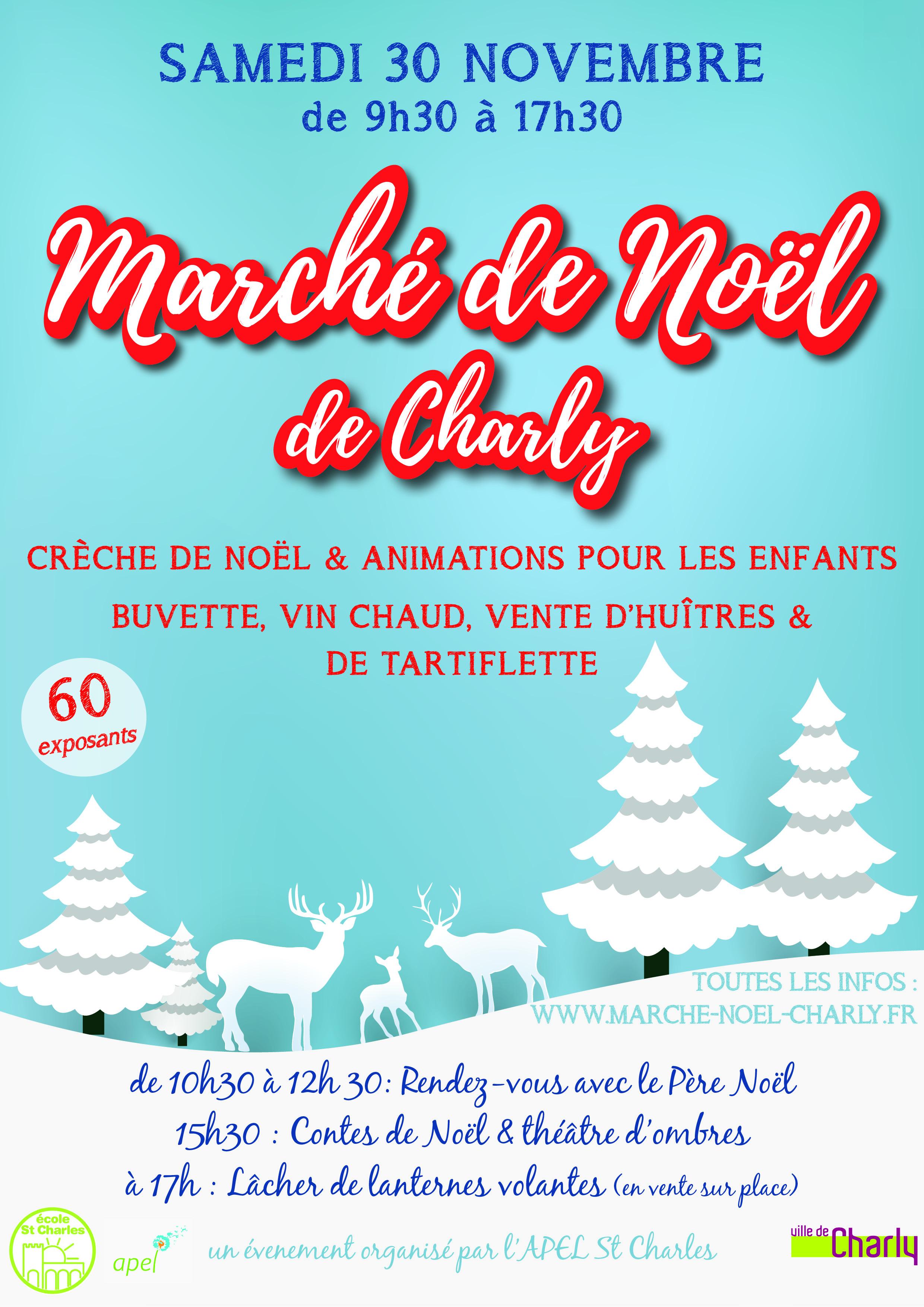 Marché de Noël de Charly